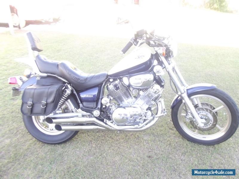 Yamaha virago for sale in australia for Yamaha virago 1100 saddlebags