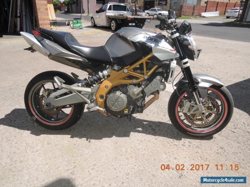 Used Aprilia Shiver 750 bike for Sale in Singapore - Price