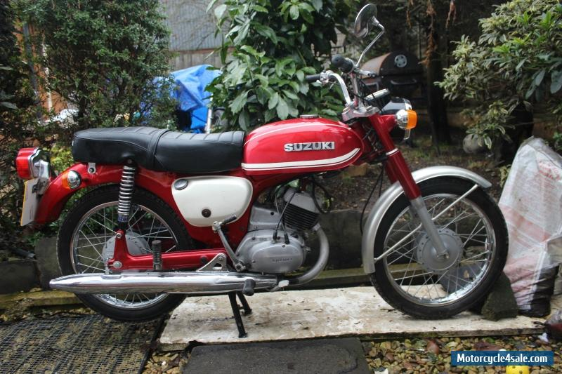 1976 suzuki b120 for sale in united kingdom