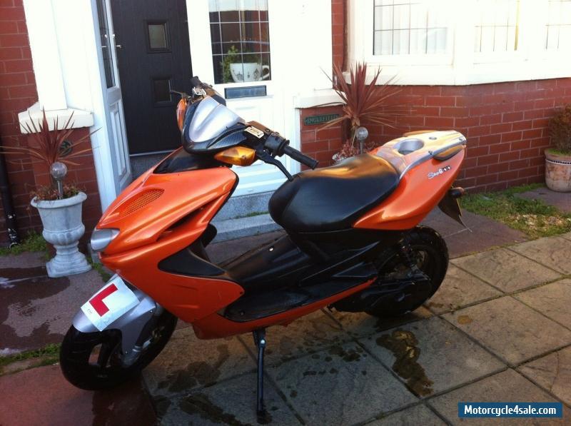 2005 Yamaha Yq 50 For Sale In United Kingdom