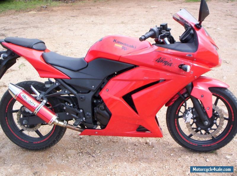 Kawasaki 09 ninja for Sale in Australia