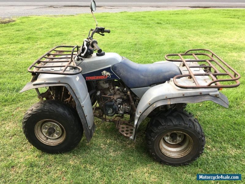 Used yamaha timberwolf yfb 250 atv quad bike for sale in for Yamaha atv for sale used