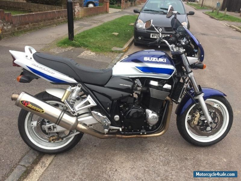 2002 suzuki gsx for sale in united kingdom. Black Bedroom Furniture Sets. Home Design Ideas