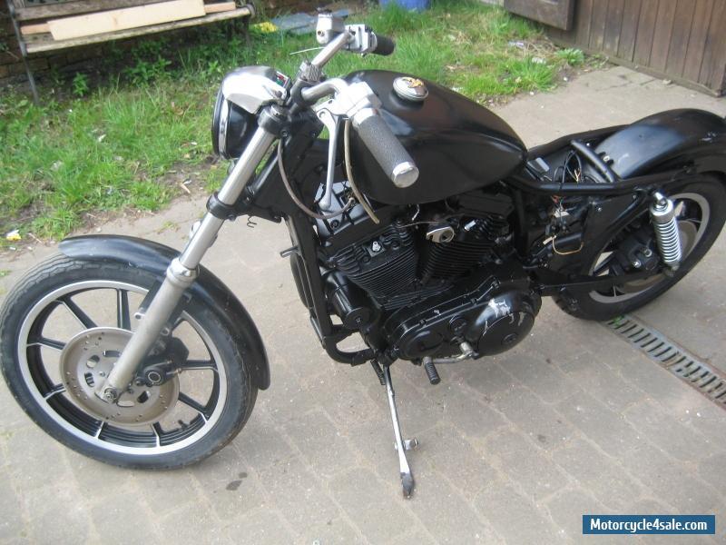 1988 Harley Davidson Sportster For Sale In United Kingdom border=