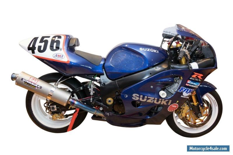 1996 Suzuki Gsx