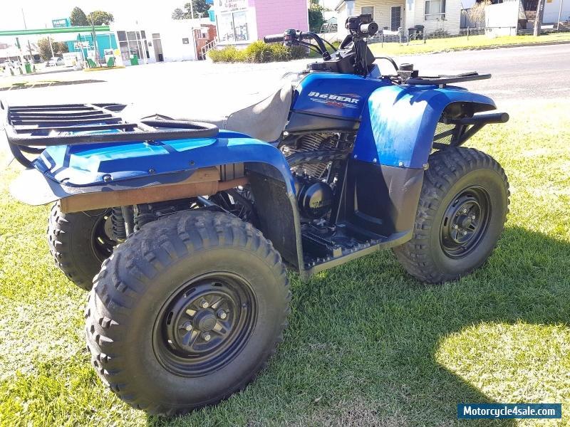 Yamaha big bear for sale in australia for Yamaha atv for sale cheap