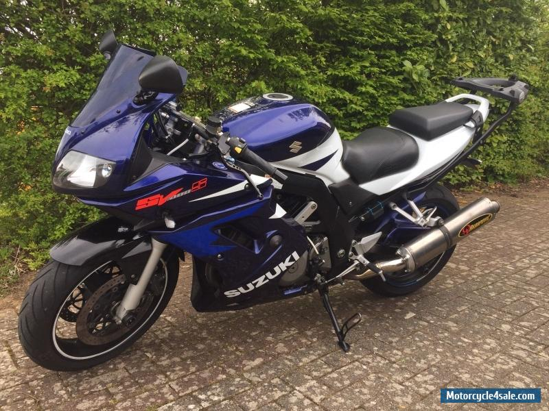 2005 suzuki sv for sale in united kingdom. Black Bedroom Furniture Sets. Home Design Ideas