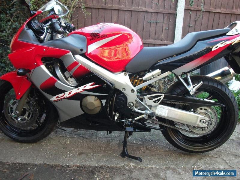 2005 Honda CBR 600 F-5 for Sale in United Kingdom