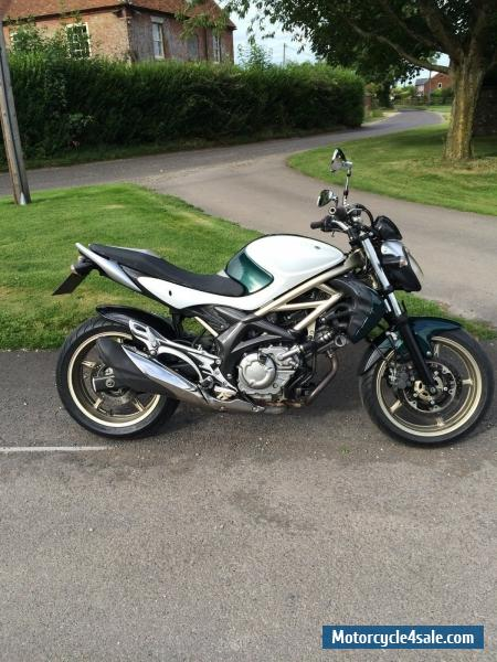 2010 Suzuki Sfv For Sale In United Kingdom