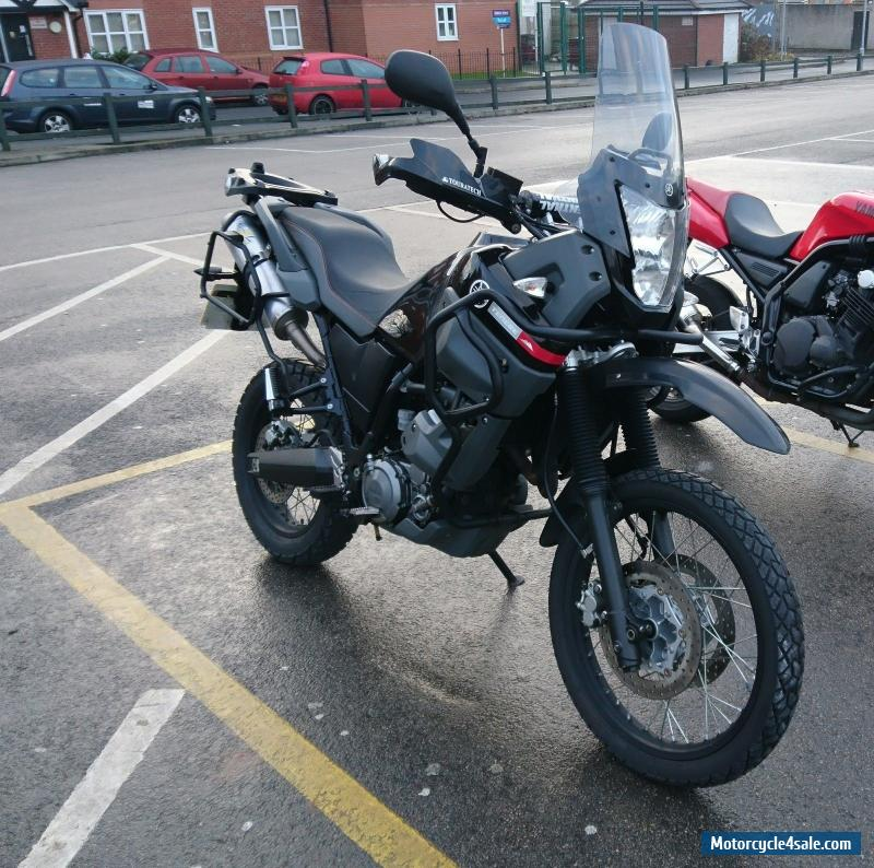 2012 yamaha xt 660 z tenere for sale in united kingdom. Black Bedroom Furniture Sets. Home Design Ideas