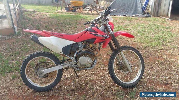 honda crf 230 owners manual