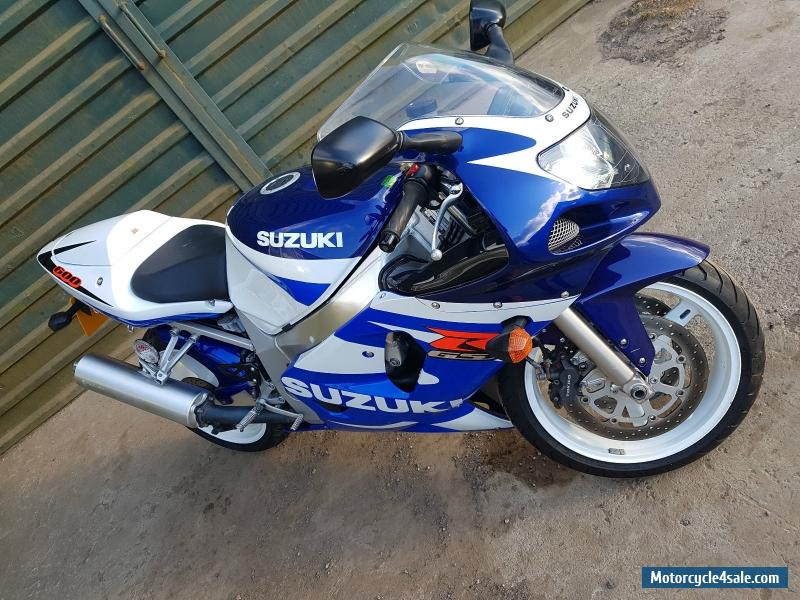 2001 suzuki gsxr for sale in united kingdom. Black Bedroom Furniture Sets. Home Design Ideas