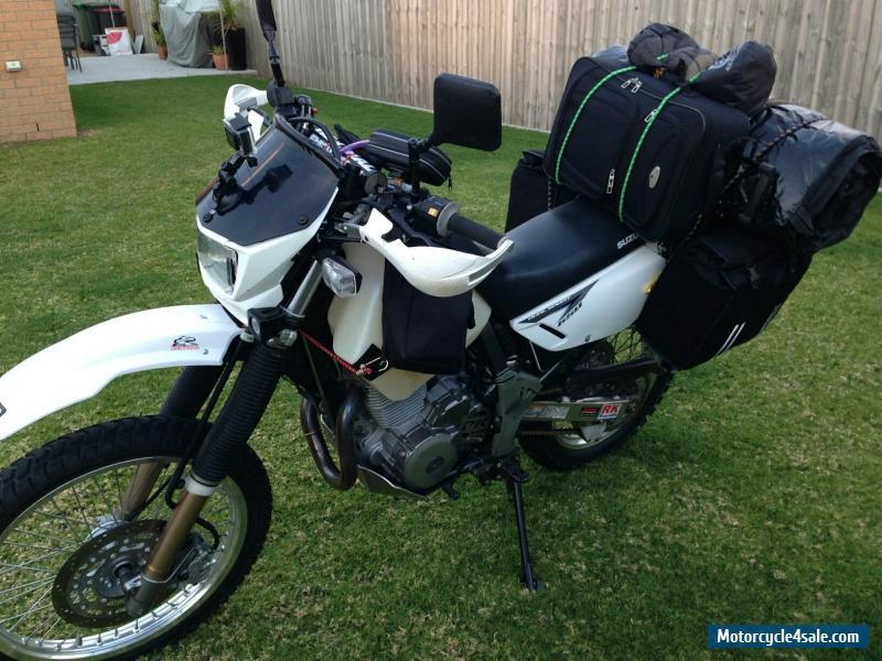 Suzuki DR650SE for Sale in Australia