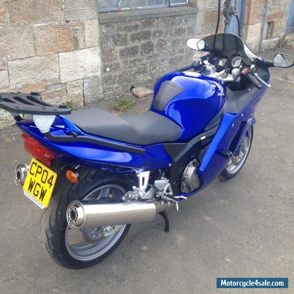 2004 honda cbr 1100 x 4 for sale in united kingdom. Black Bedroom Furniture Sets. Home Design Ideas