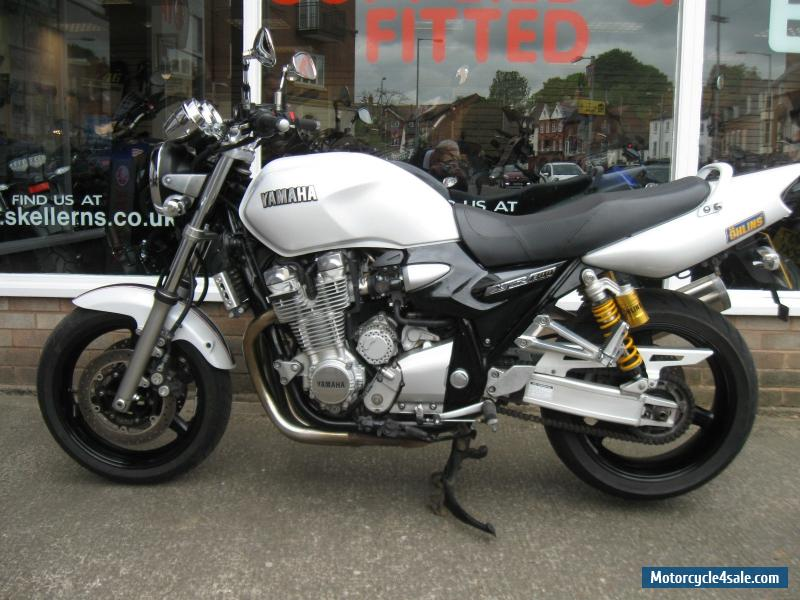 2008 yamaha xjr1300 for sale in united kingdom