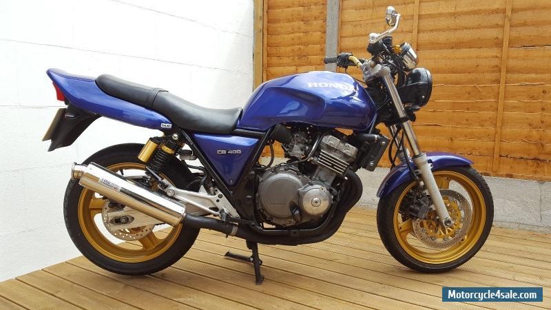 2000 honda cb for sale in united kingdom for Honda cb400 for sale