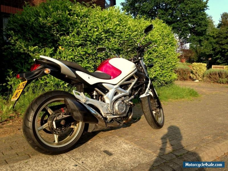 2009 Suzuki Gladius For Sale In United Kingdom