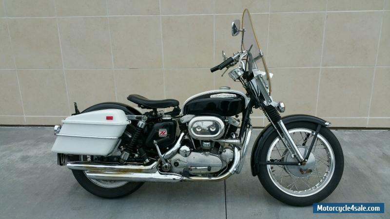 1967 Harley Sportster – Wonderful Image Gallery