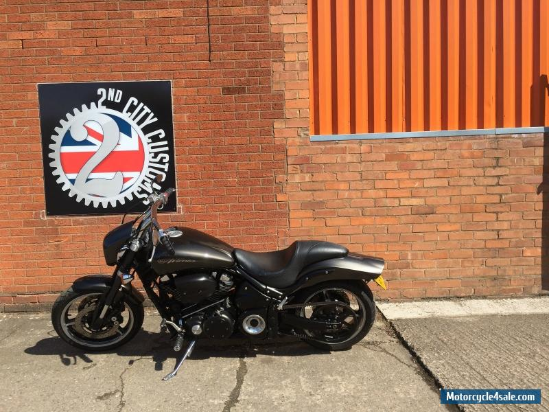 2003 yamaha xv1700 for sale in united kingdom for Yamaha warrior for sale