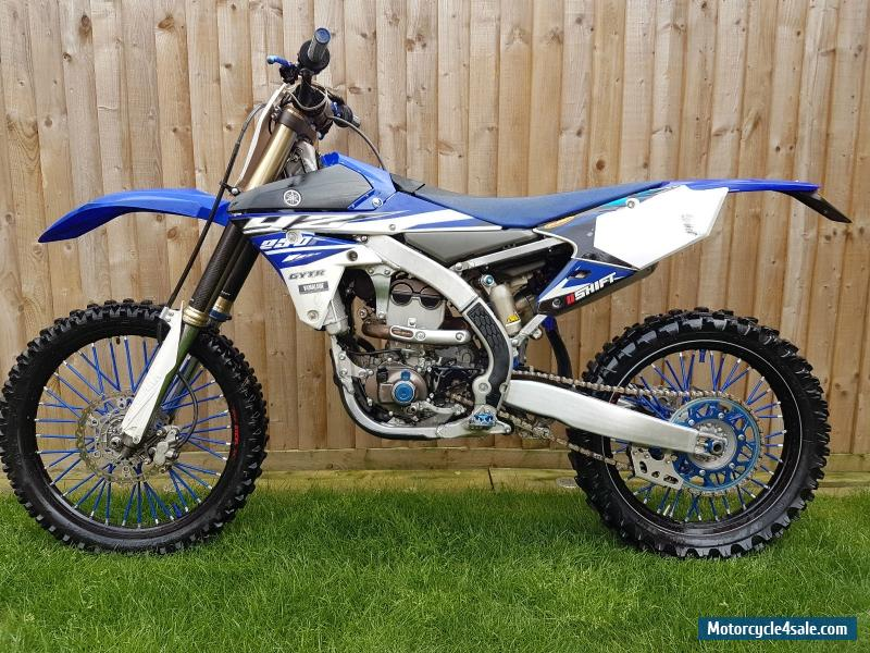 2015 yamaha yzf 250 for sale in united kingdom On yamaha yzf 250 for sale