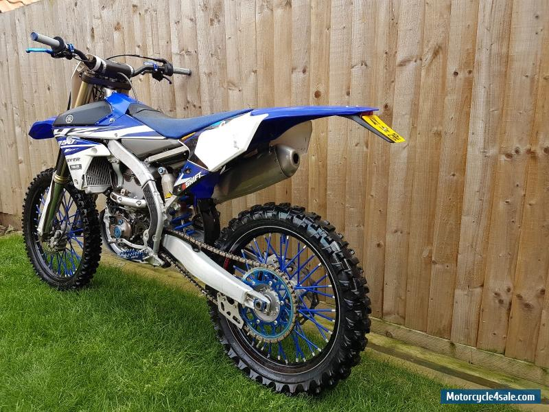 2015 yamaha yzf 250 for sale in united kingdom