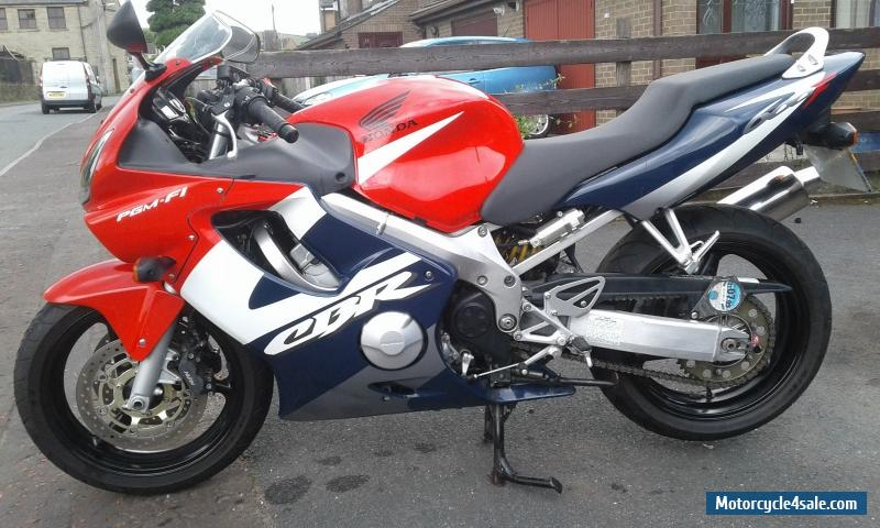 2002 honda cbr 600 f for sale in united kingdom. Black Bedroom Furniture Sets. Home Design Ideas