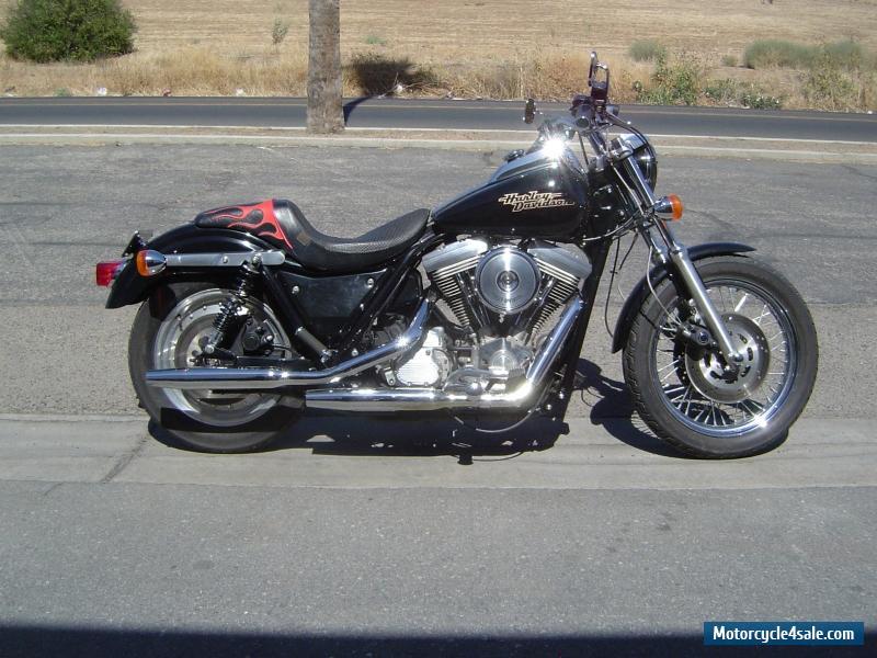 Fxr Harley Davidson For Sale