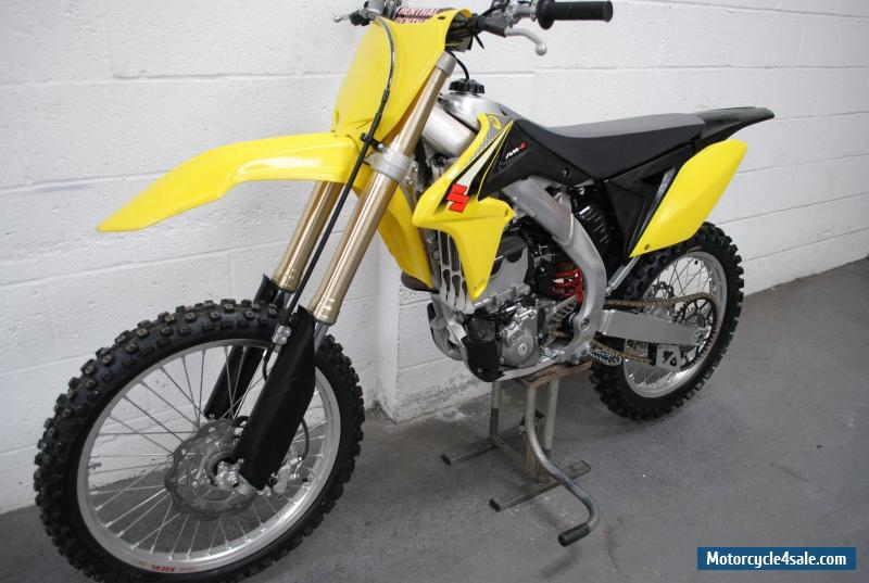 2016 suzuki rm z for sale in united kingdom. Black Bedroom Furniture Sets. Home Design Ideas