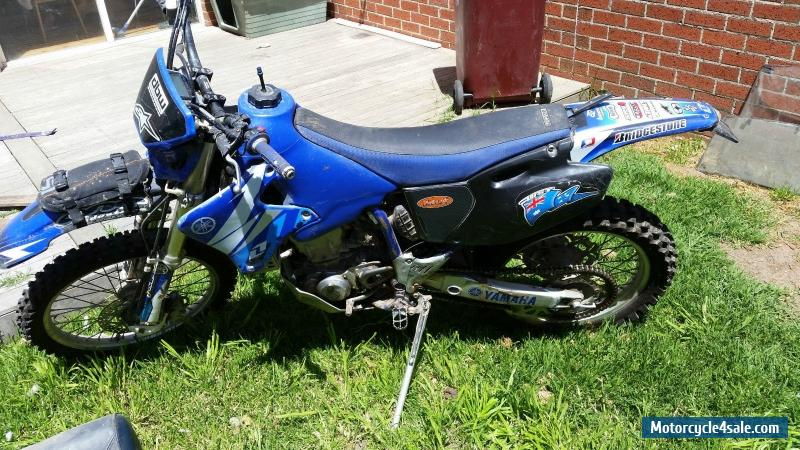 yamaha wr400 for sale in australia