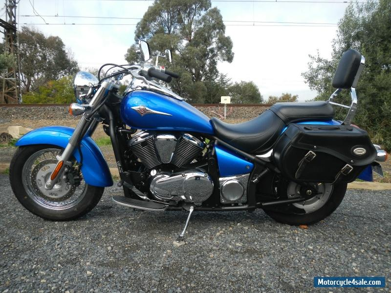 kawasaki vn 900 for sale in australia. Black Bedroom Furniture Sets. Home Design Ideas