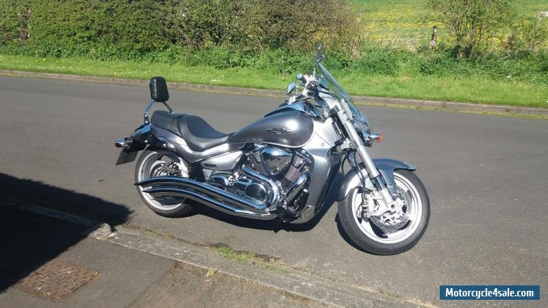 2008 suzuki vzr for sale in united kingdom. Black Bedroom Furniture Sets. Home Design Ideas