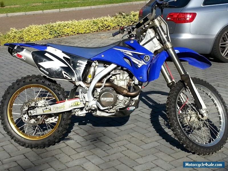 2009 yamaha yz450f for sale in united kingdom for Yamaha yz450f for sale