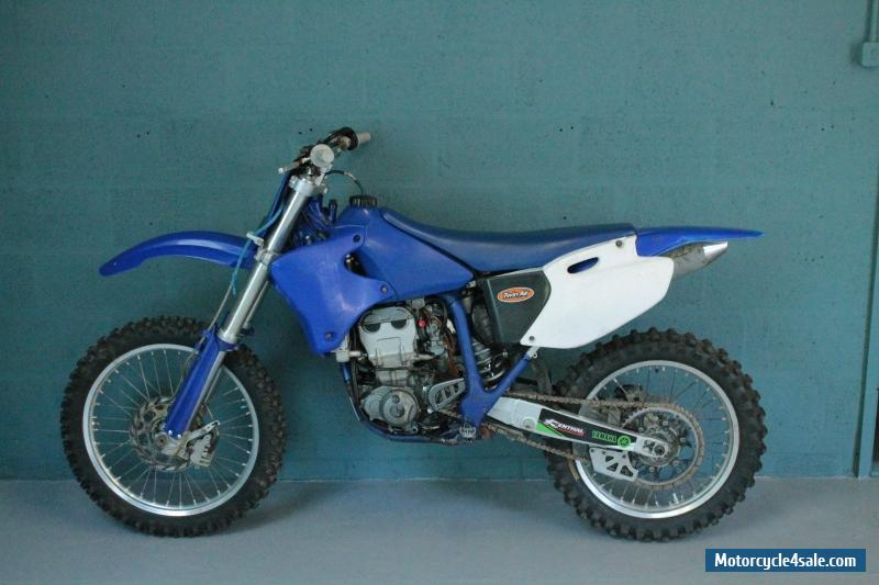 Yamaha yzf 426 yz 426f 2002 excellent original condition for Yamaha yz 426
