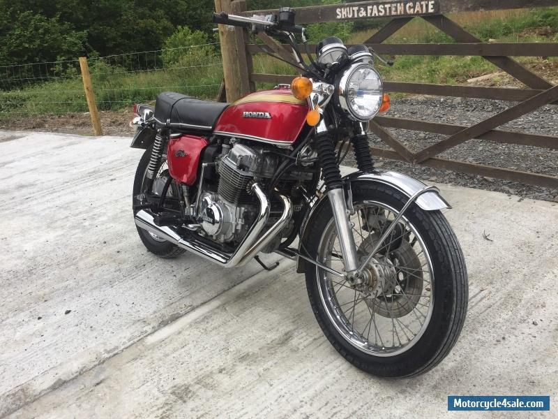 1971 Honda 750 Four K1 For Sale In United Kingdom