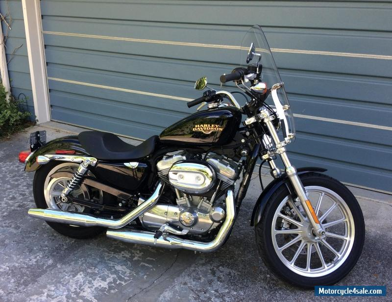 2009 harley davidson sportster for sale in united states. Black Bedroom Furniture Sets. Home Design Ideas