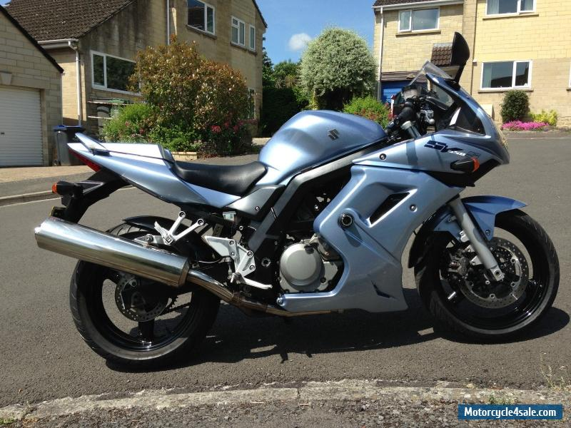 2007 suzuki sv 650 sk6 for sale in united kingdom. Black Bedroom Furniture Sets. Home Design Ideas