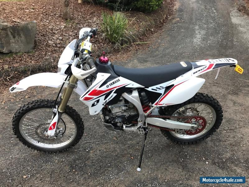 Yamaha yz450f for sale in australia for Yamaha yz450f for sale