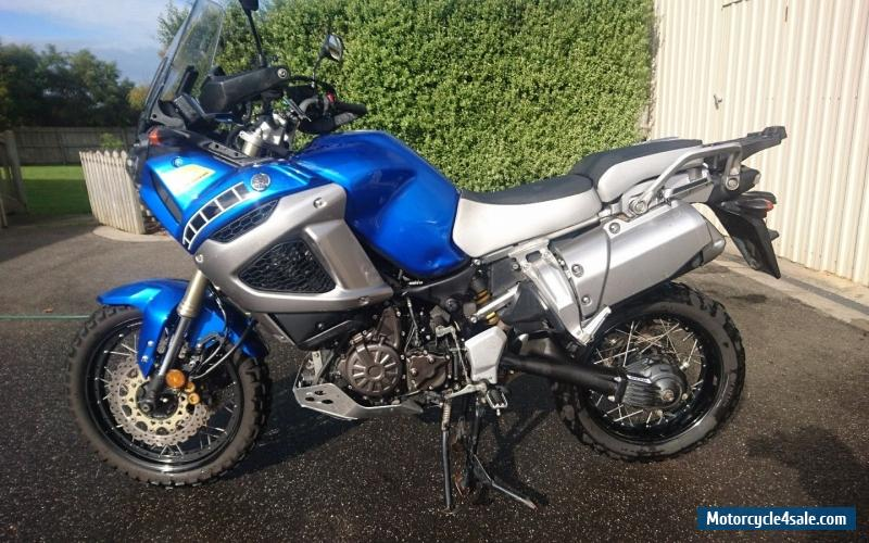yamaha super tenere for sale in australia