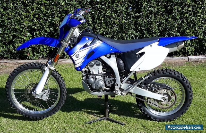 yamaha wr250f for sale in australia