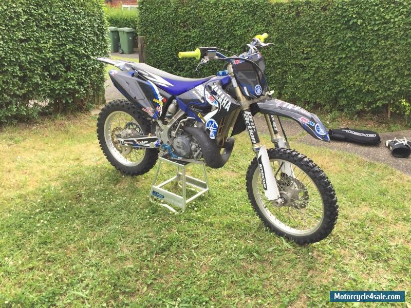 2007 yamaha yz for sale in united kingdom for Yamaha 250 scrambler for sale