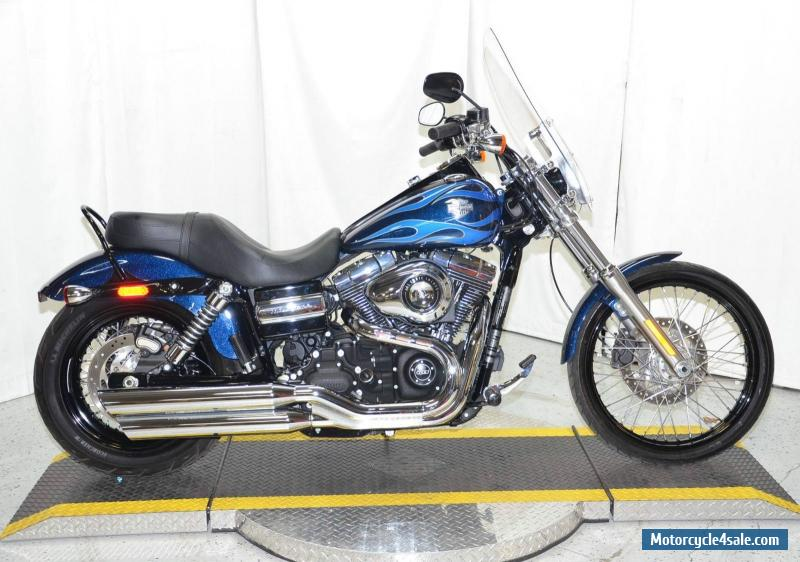 2013 harley davidson dyna for sale in canada. Black Bedroom Furniture Sets. Home Design Ideas