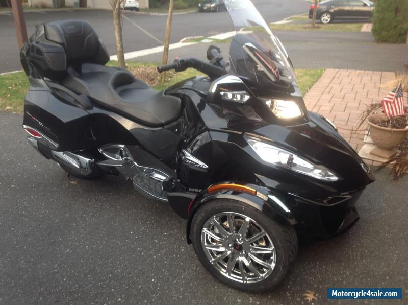 2015 can am spyder rt limited for sale in canada. Black Bedroom Furniture Sets. Home Design Ideas