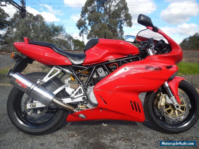 Ducati Ss For Sale Au