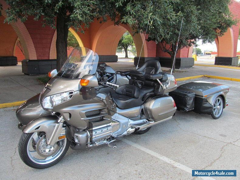2004 Honda Gold Wing For Sale In Canada