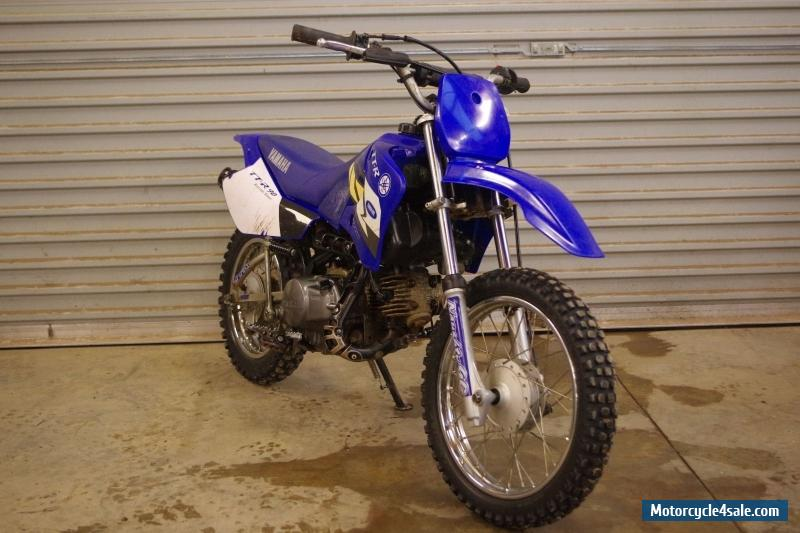 Yamaha ttr90 for sale in australia for Yamaha ttr 90