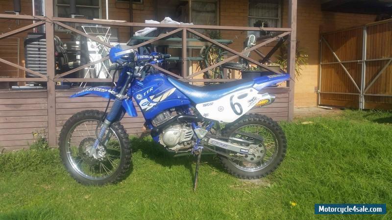 Yamaha TTR125 for Sale in Australia