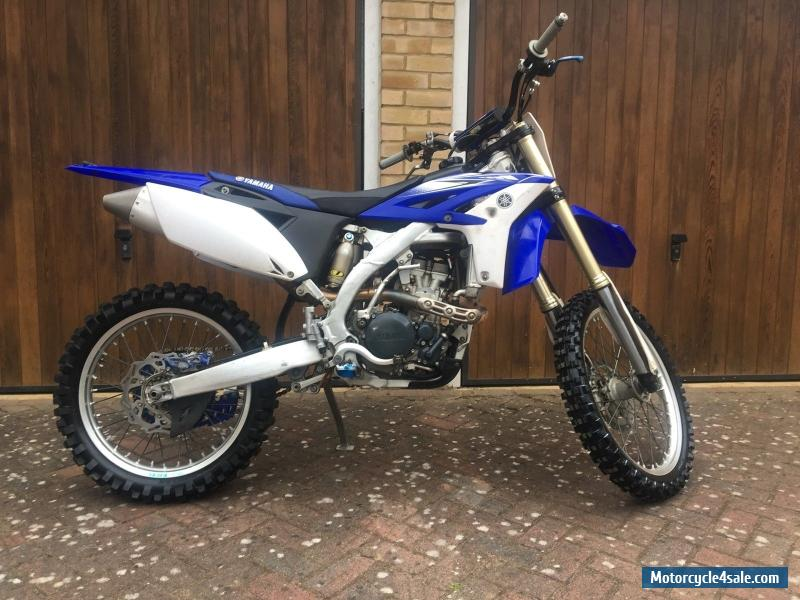 2011 yamaha yzf 250 for sale in united kingdom for Yamaha 250 scrambler for sale