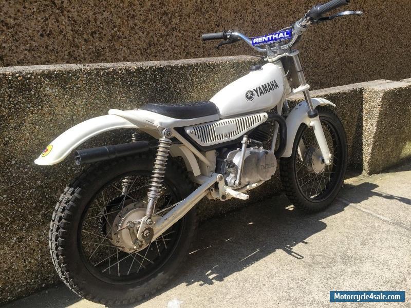 Yamaha yamaha ty 80 for sale in united kingdom for Yamaha moto 4 80 for sale