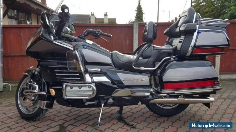 1998 Honda Gl 1500cc For Sale In United Kingdom