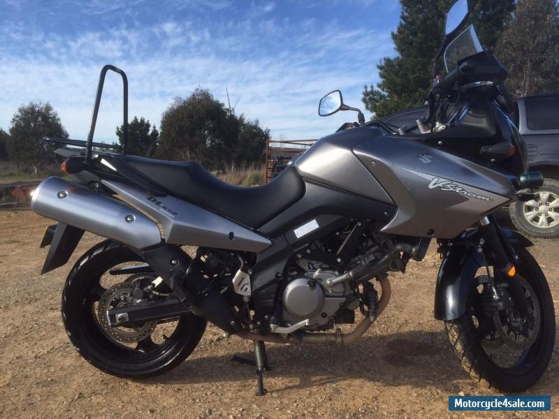 Suzuki V Strom For Sale Australia